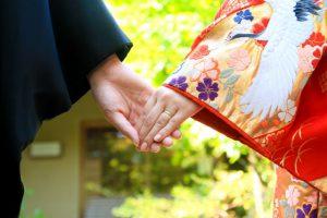 japanese style wedding image